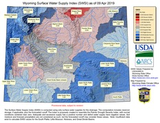 Surface Water Supply Index