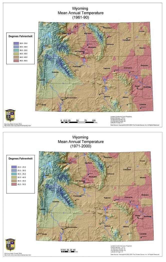Wyoming Climate Atlas