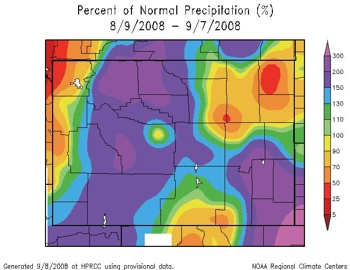Weather Map Of Wyoming.Wyoming State Climate Office Data